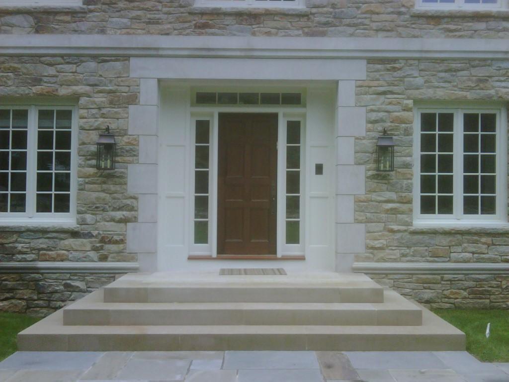 Exterior Stone Work