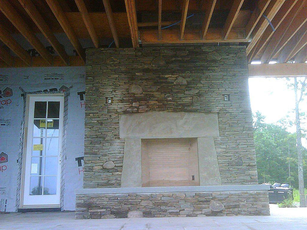 Exterior: Exterior Stone Work