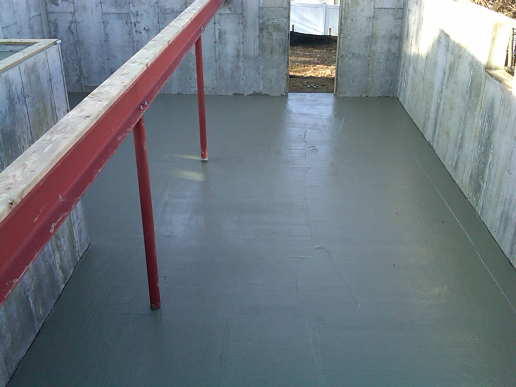 Addition renovation for Poured concrete basement cost