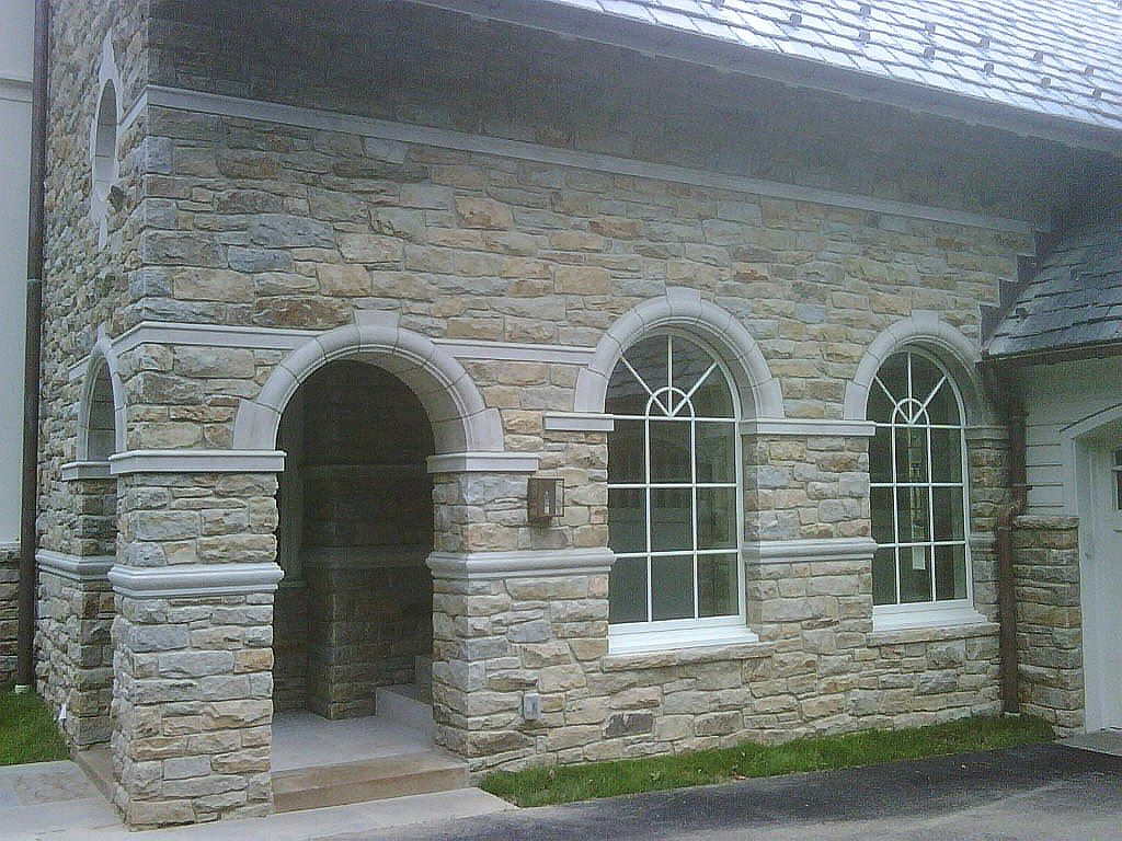 Exterior stone work for Exterior stone for homes